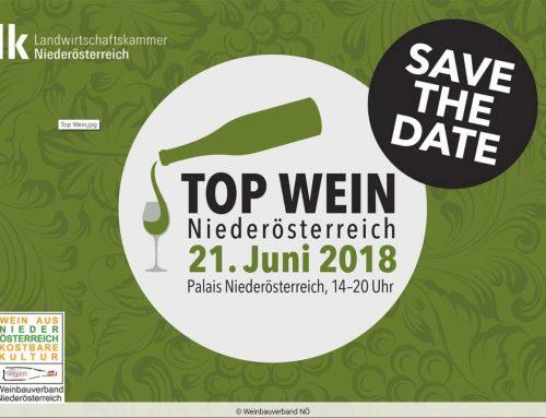 Top Wein Niederösterreich 2018