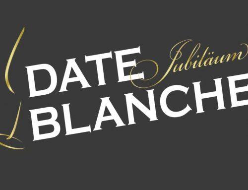 25. Mai 2019: Date Blanche Jubiläum